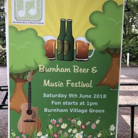 Burnham Beer & Music Festival