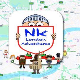 NK London Adventures – Go Play Learn Apps