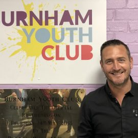 Burnham Youth Club – Show Your Support