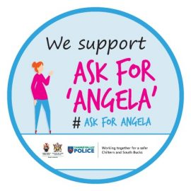 Ask For Angela Campaign